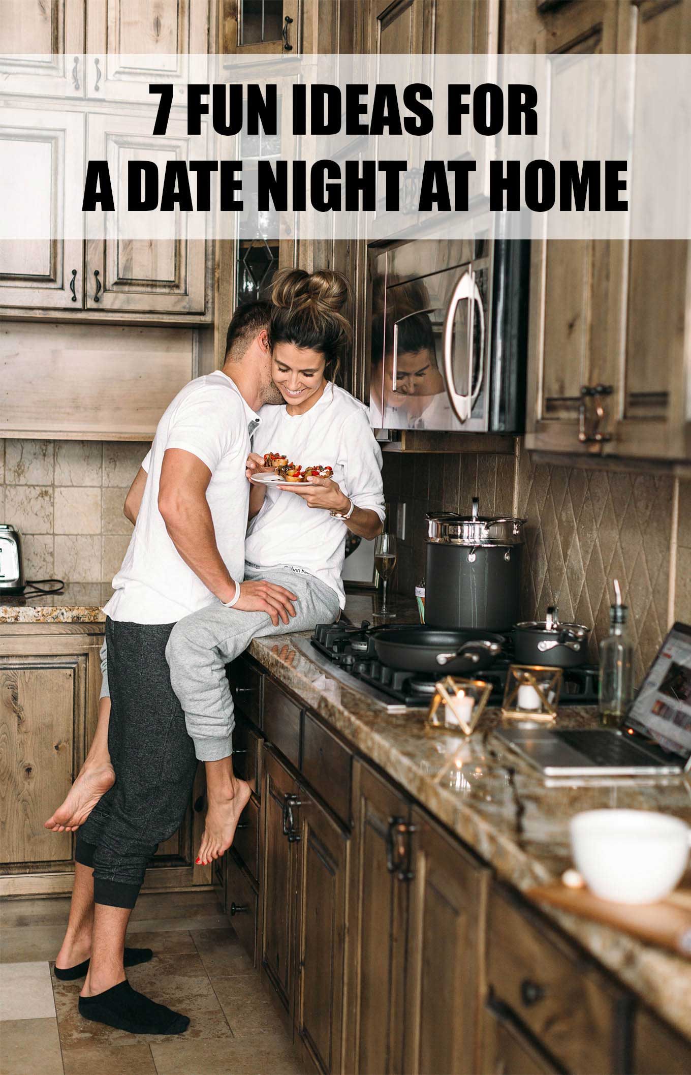 7 fun ideas for a date night at home   hello fashion