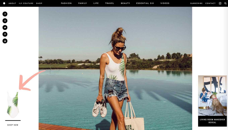 fashion blog best practices