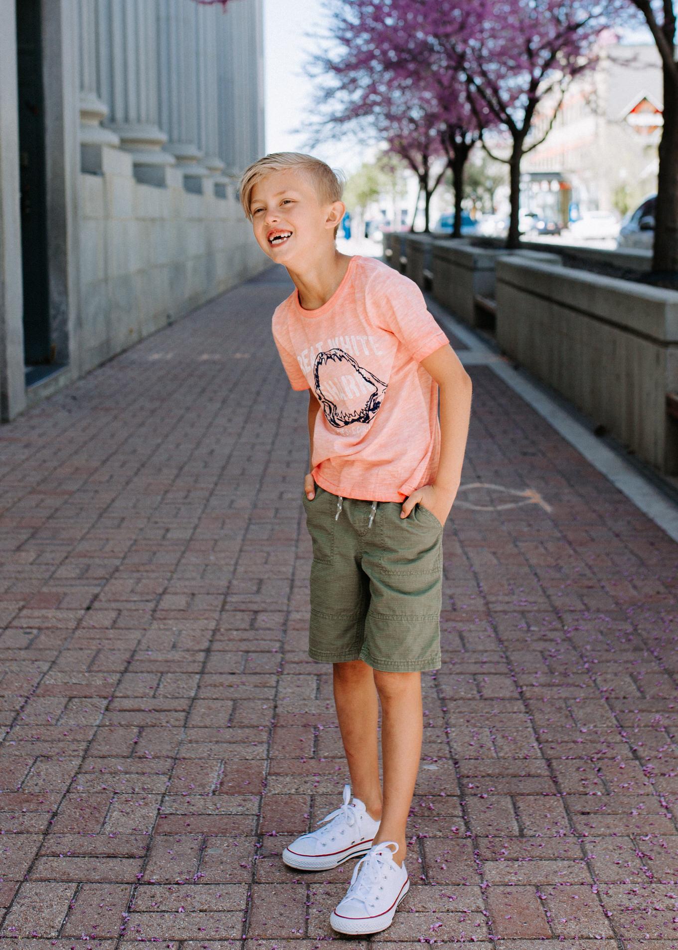 boys spring fashion