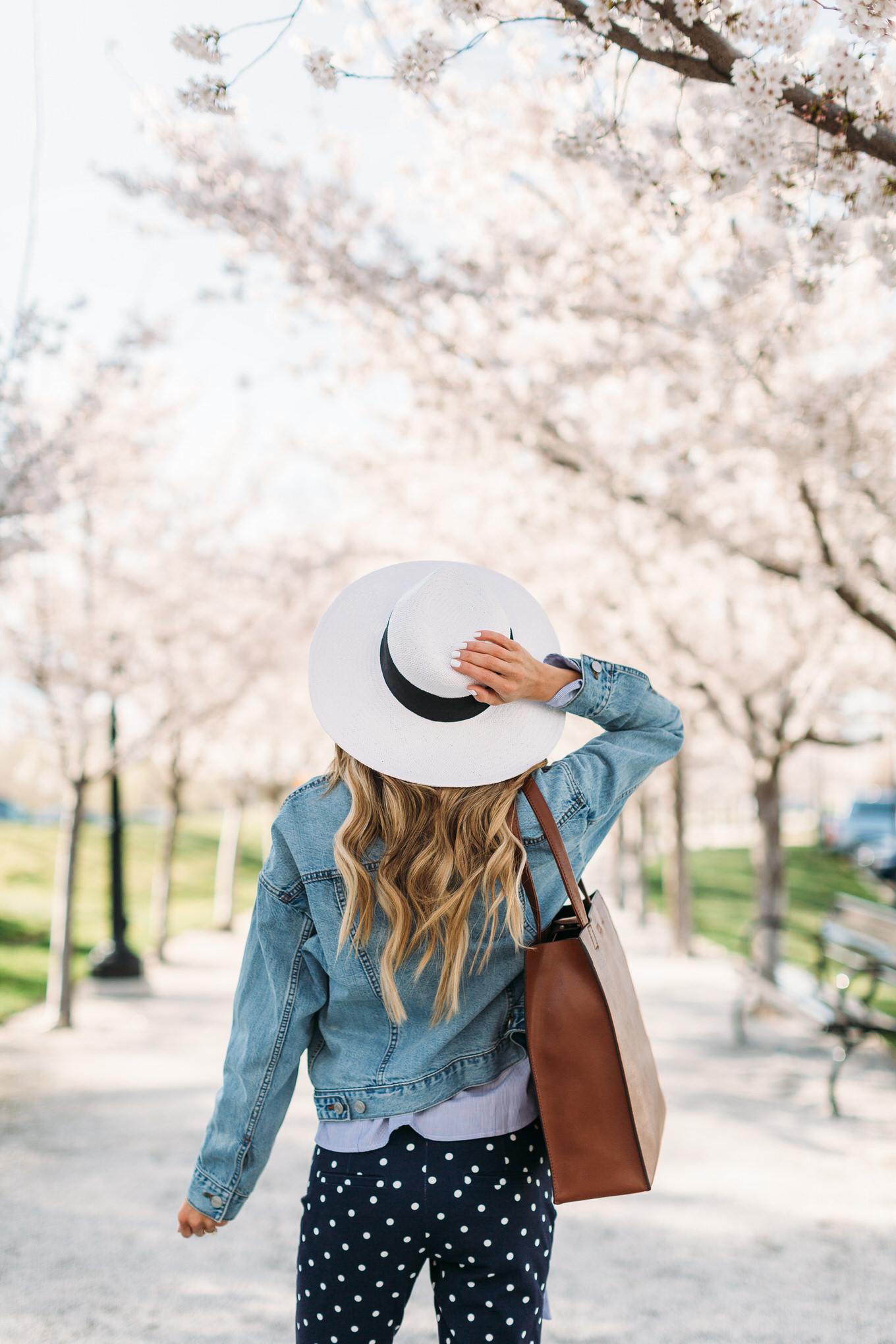 spring sun hat