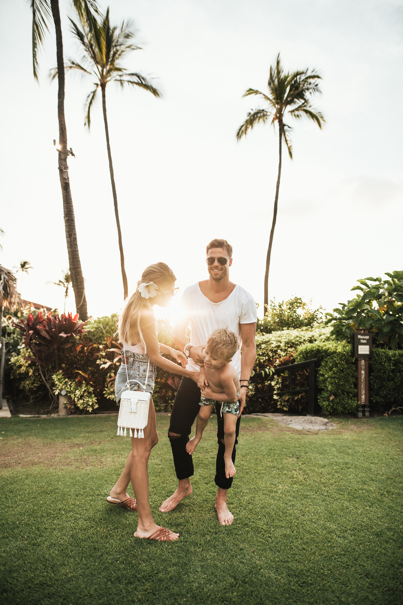 family trips in hawaii