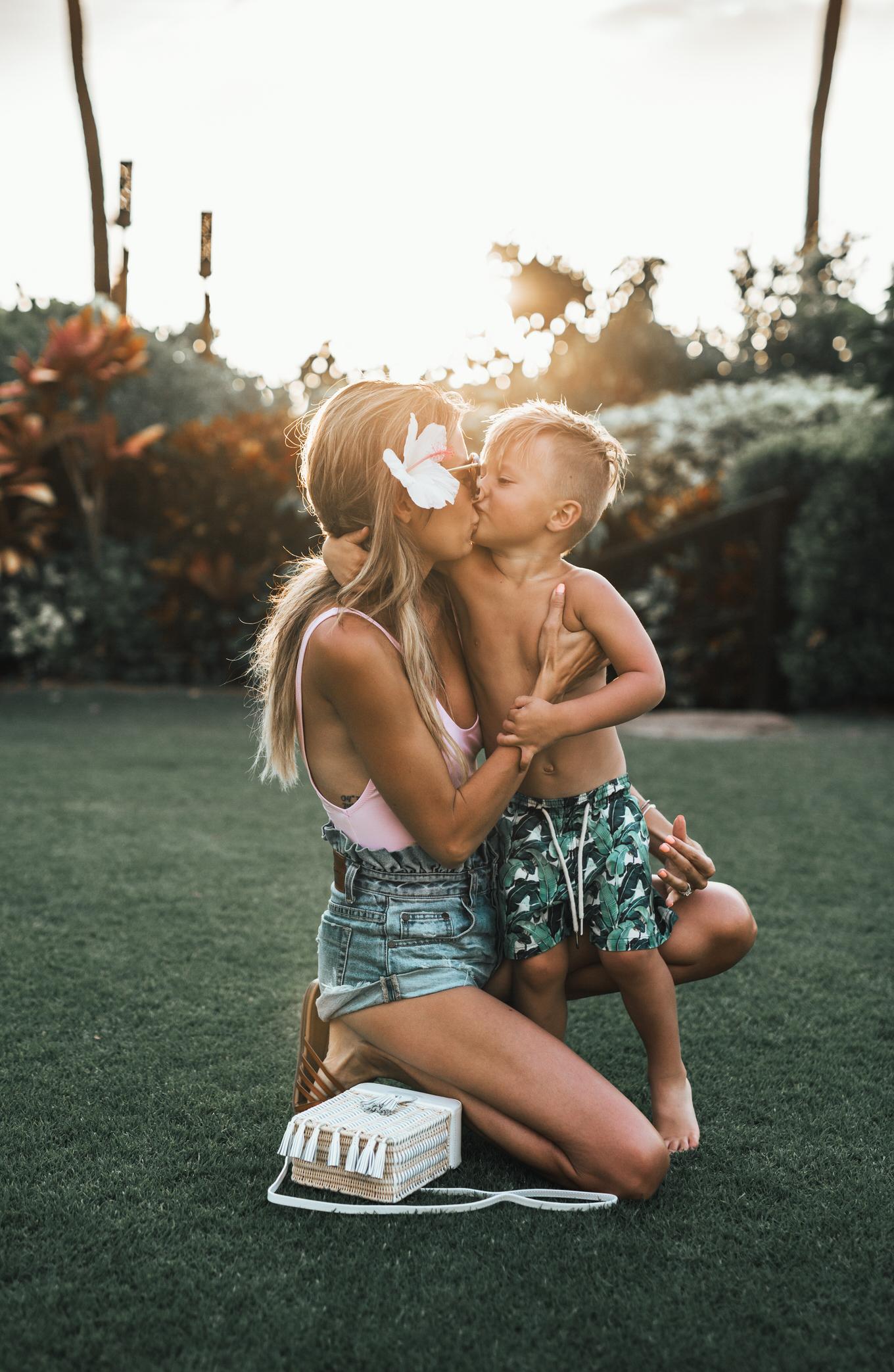 family hawaii style