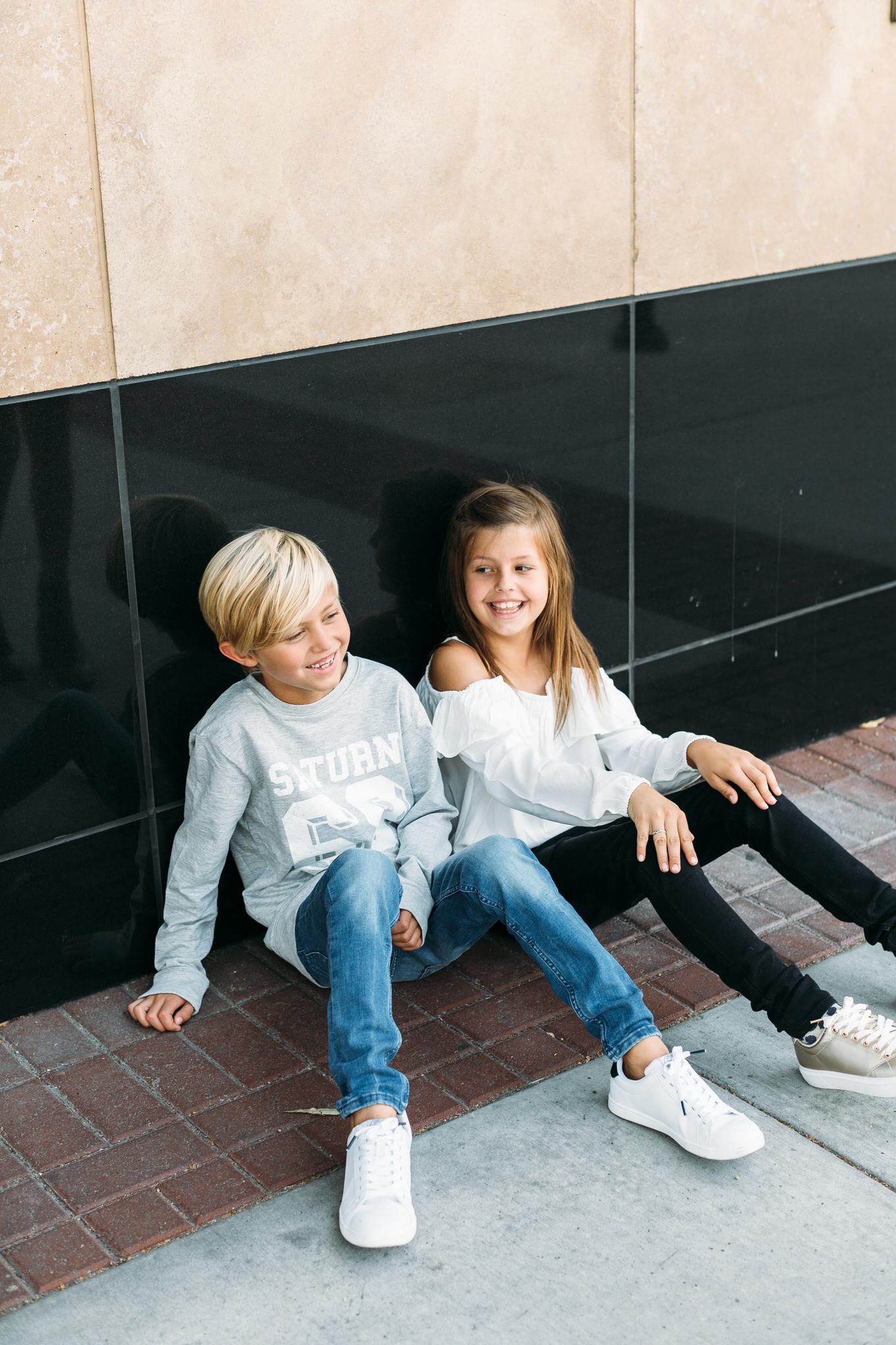 h&M kids style