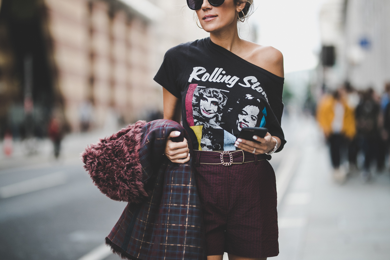 hello fashion london street style