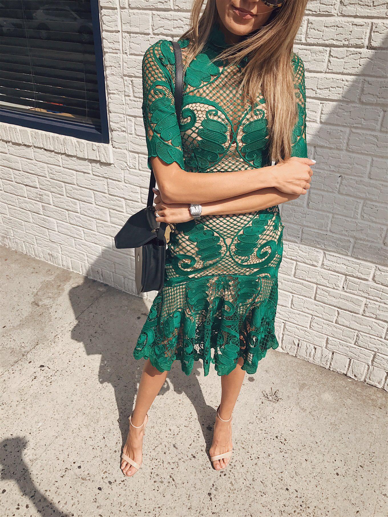 hello fashion dress