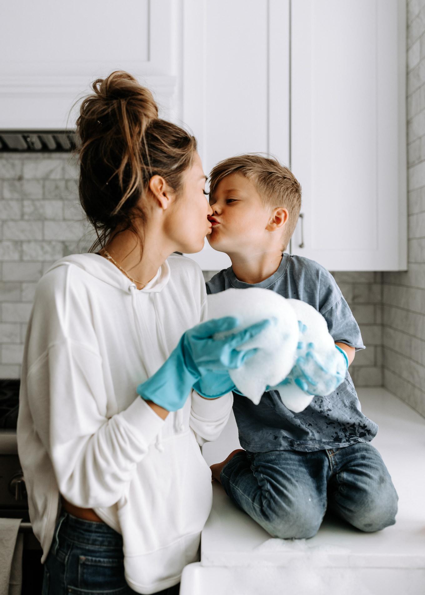 chores for little kids
