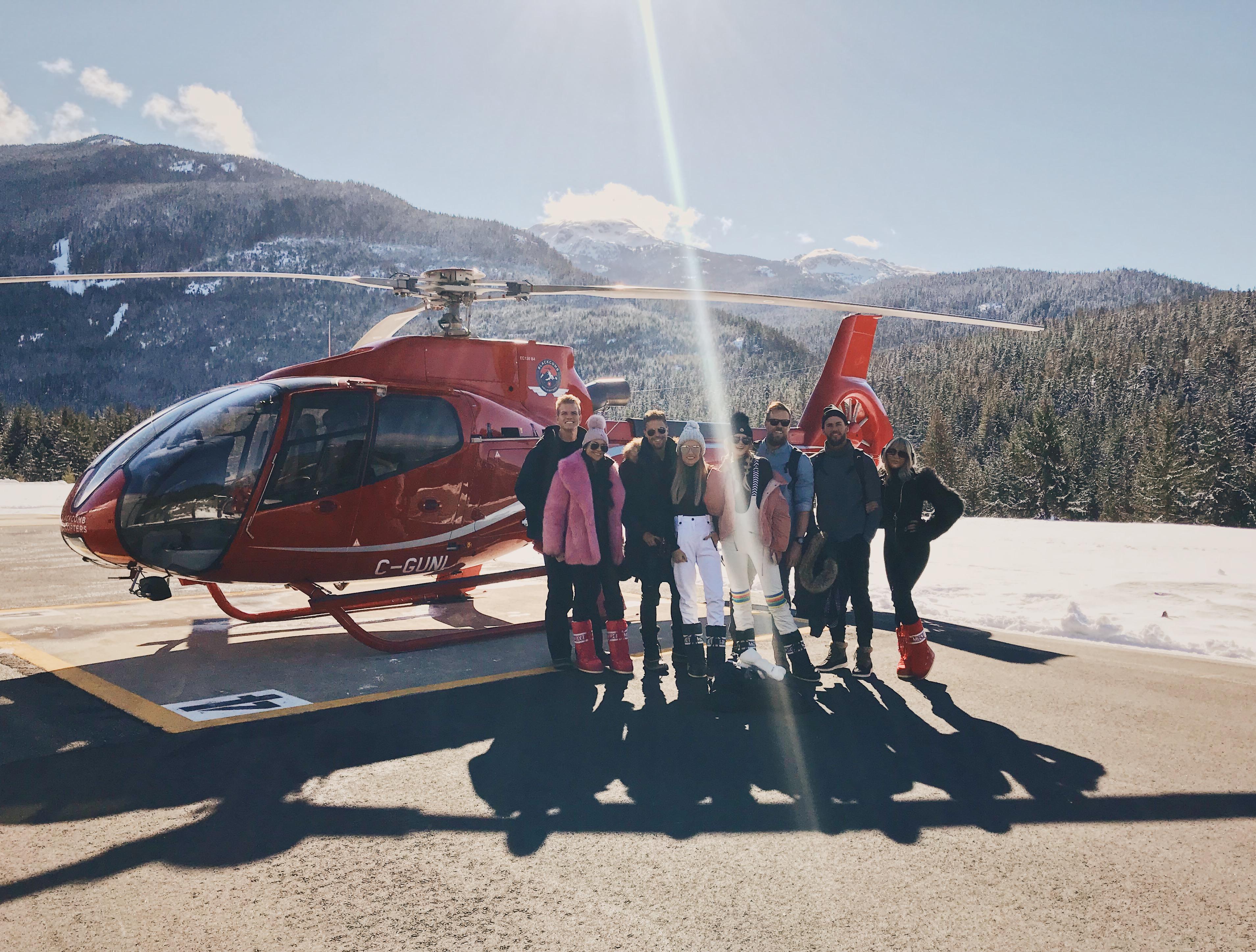 Helicopter Glacier Tour