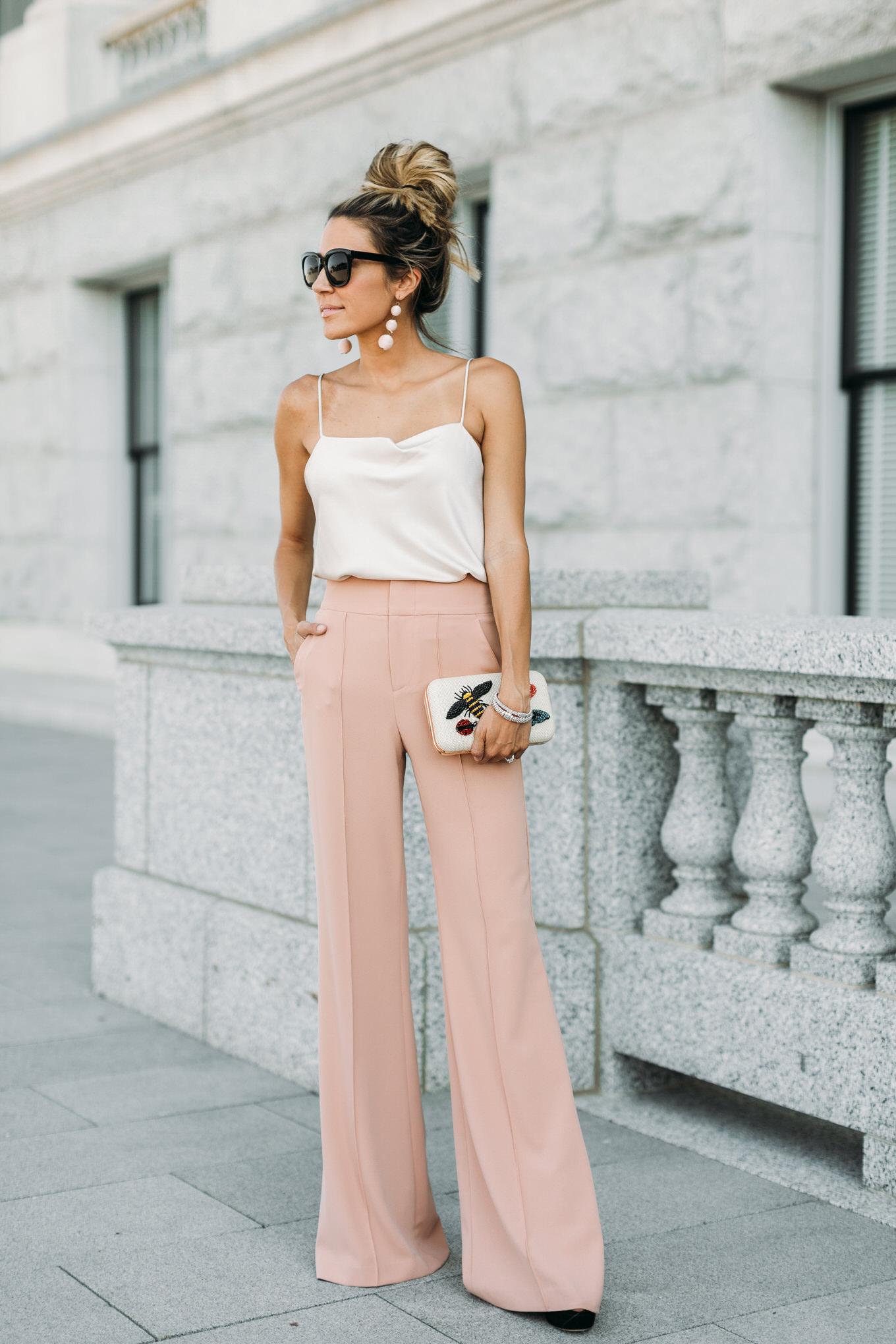 blush spring style