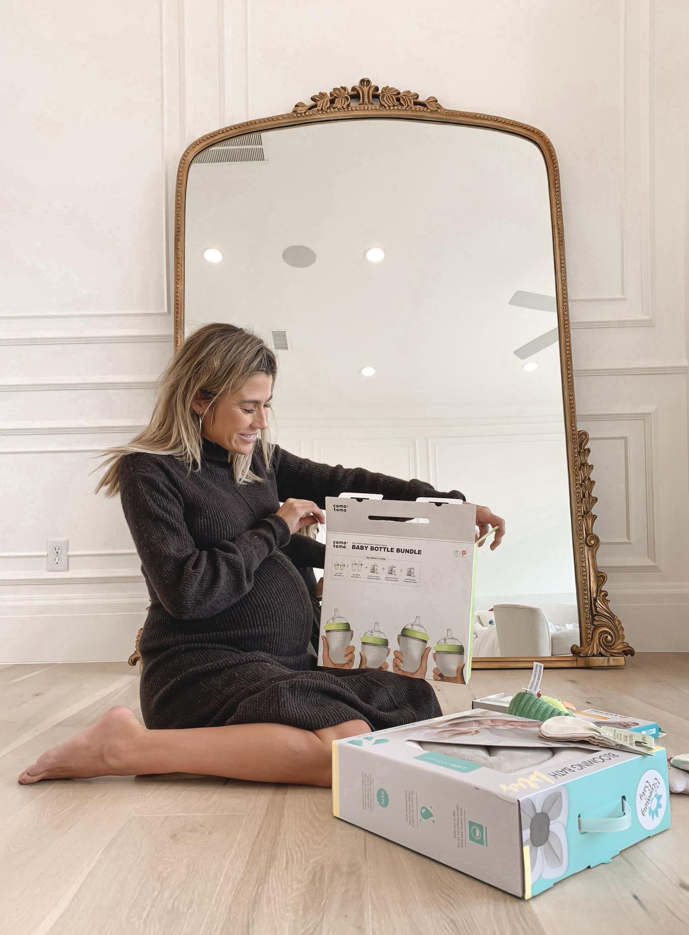 Christine andrew crunch time baby essentials