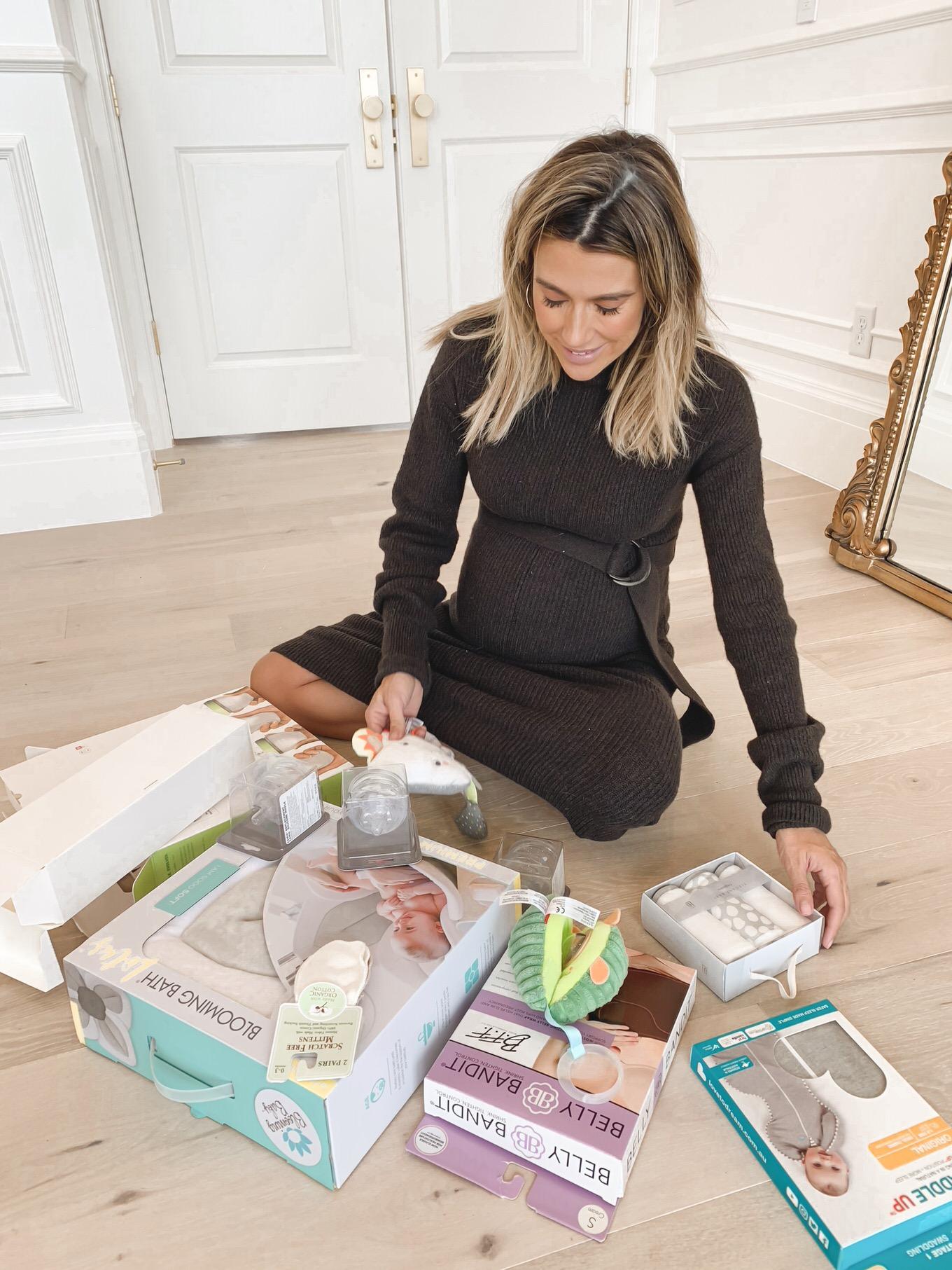 baby essentials haul