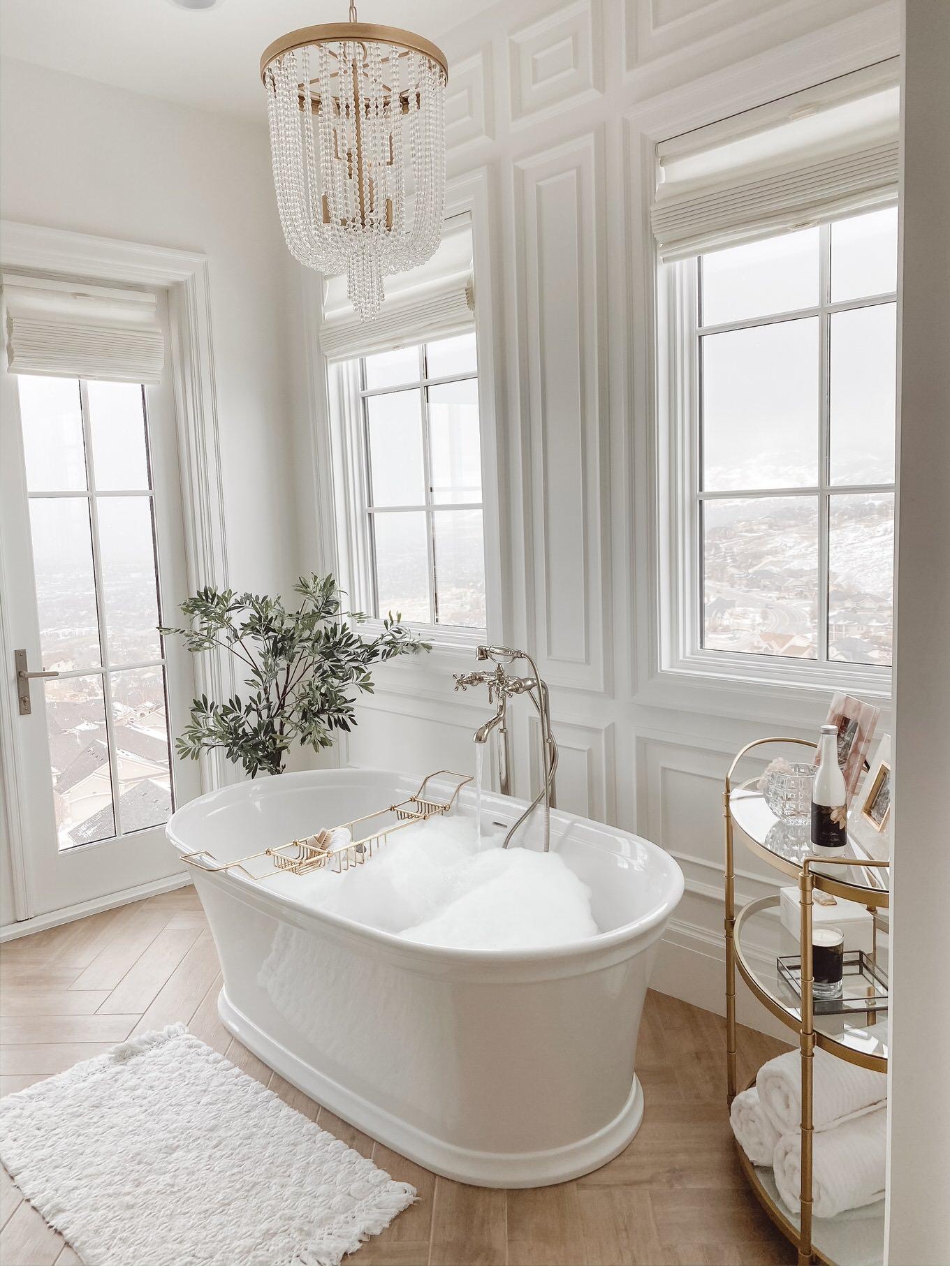 beautiful bathroom little luxuries to transform your bathroom