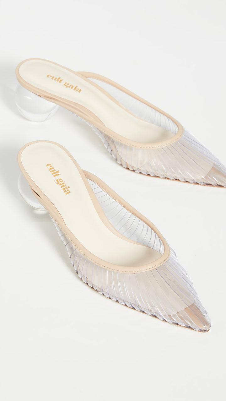 capsule wardrobe - shoes