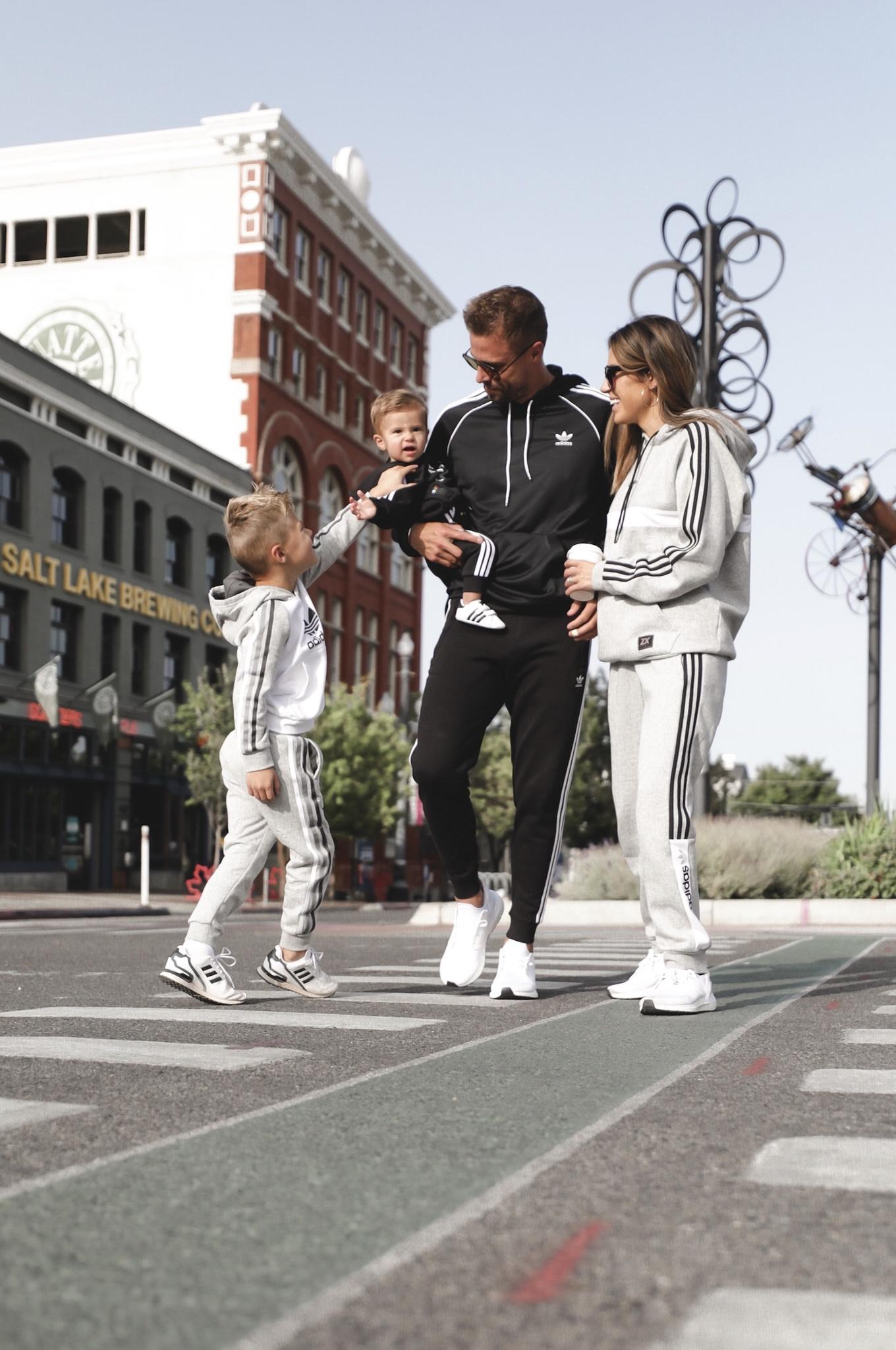 family adidas style