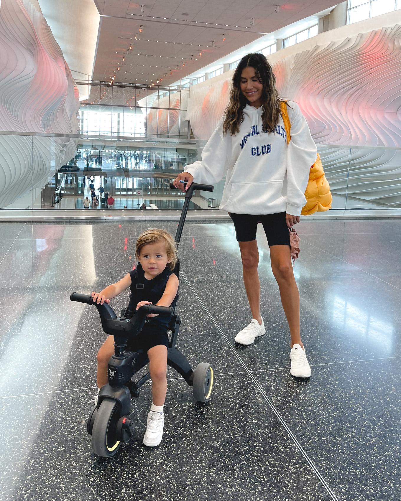 toddler travel essentials