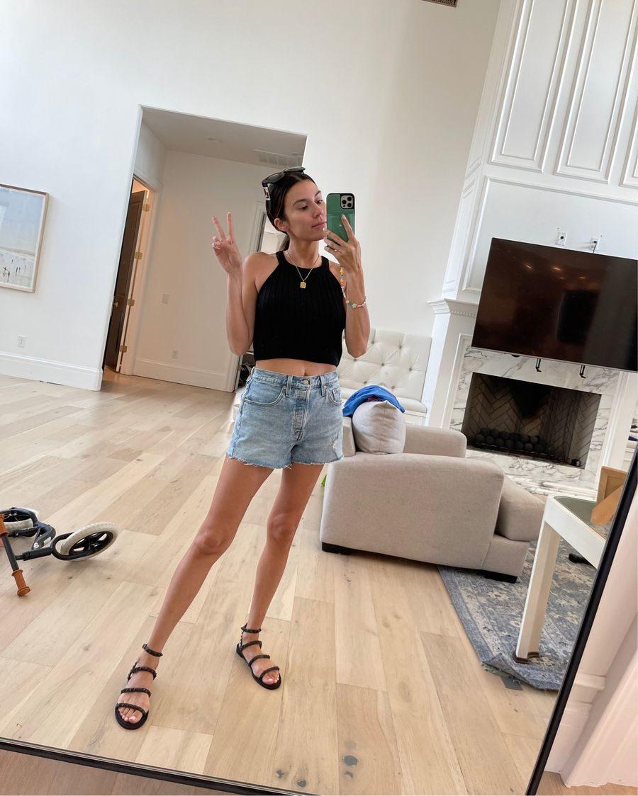 July best-seller, sandals