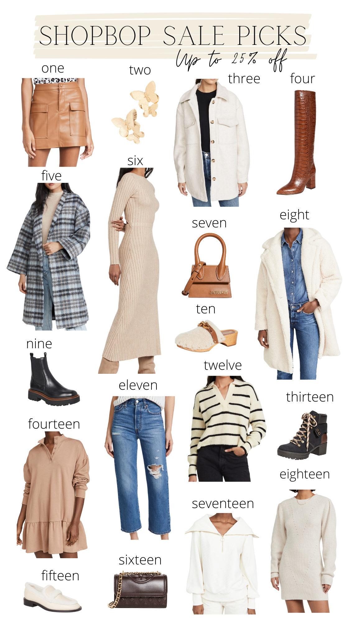 shopbop sale finds, shopbop sale, fall finds, fall sale, shopbop style event