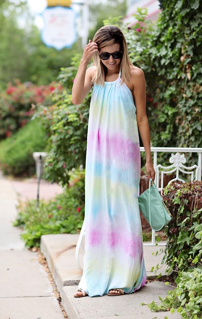 Pastel Maxi Dress Lulus Jpg Hello Fashion
