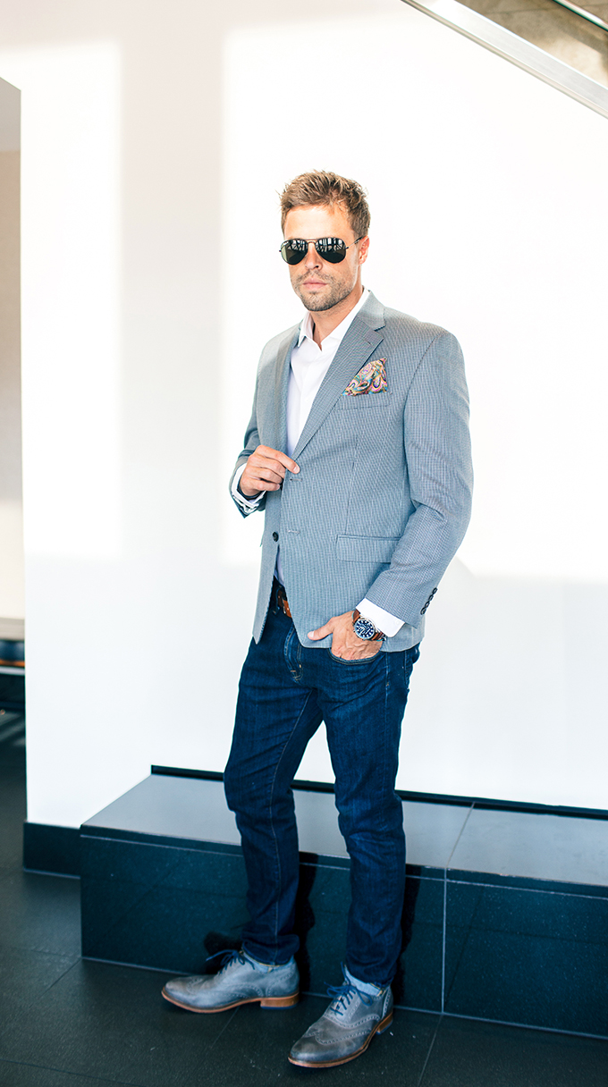 wedding gues style for men