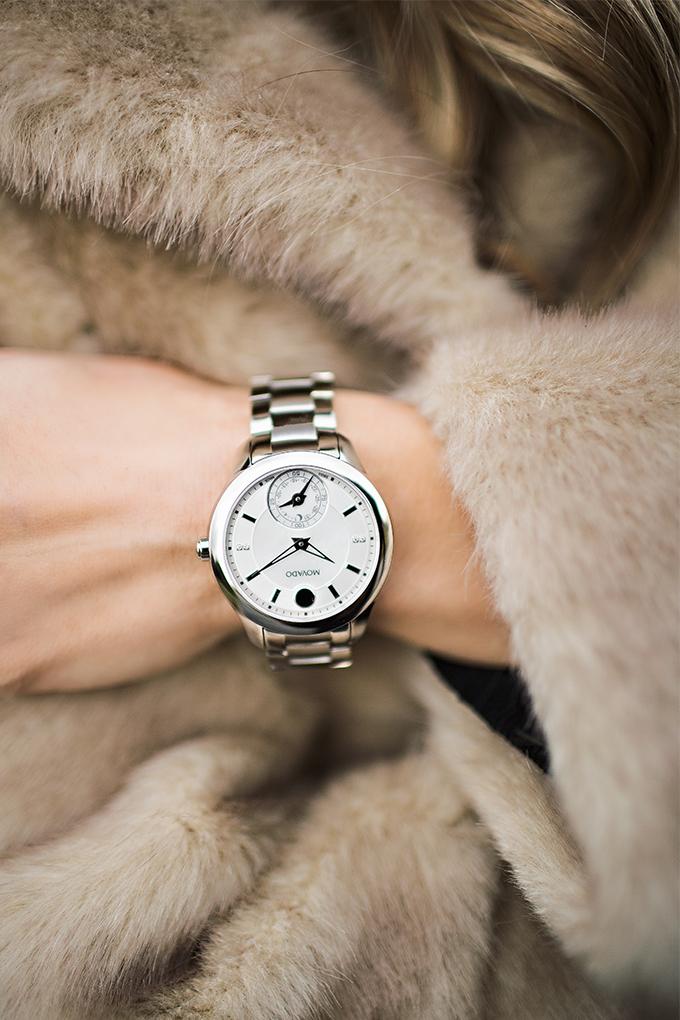 Movado Smart Watch Hello Fashion Blog