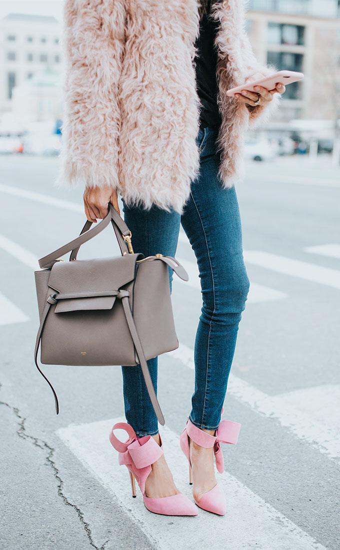 Rose Quartz Fashion Outfit