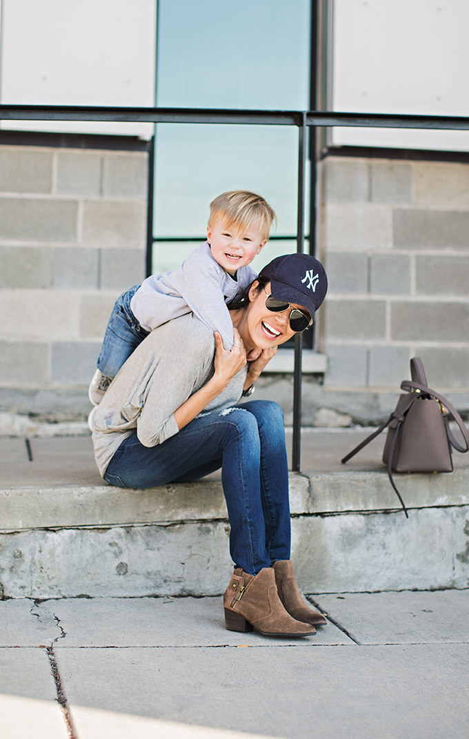 Comfortable Boots for Moms