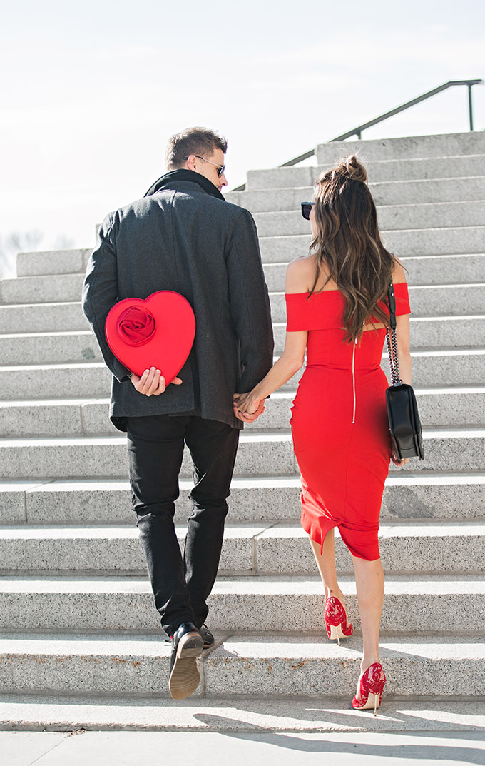 Couple Valentine's Outfit
