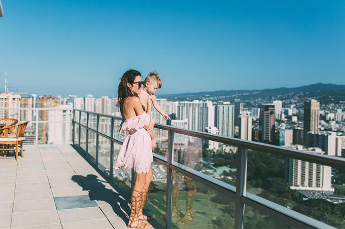 Trump Hotel Waikiki Beach Hello fashion