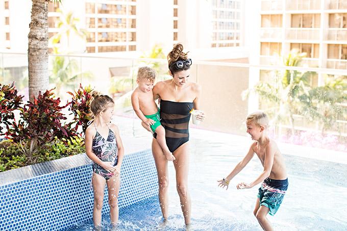 family Hawaii Hello Fashion