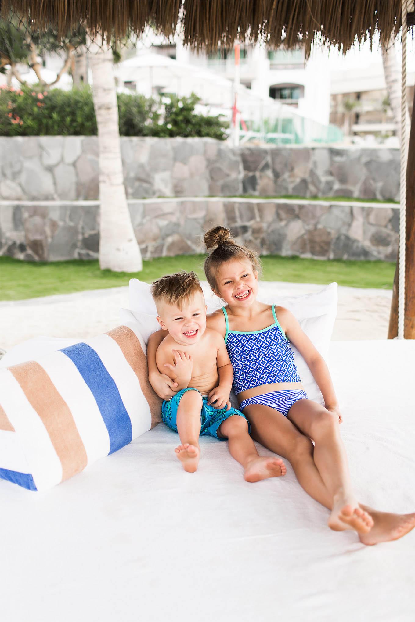 Kids swimwear under $30