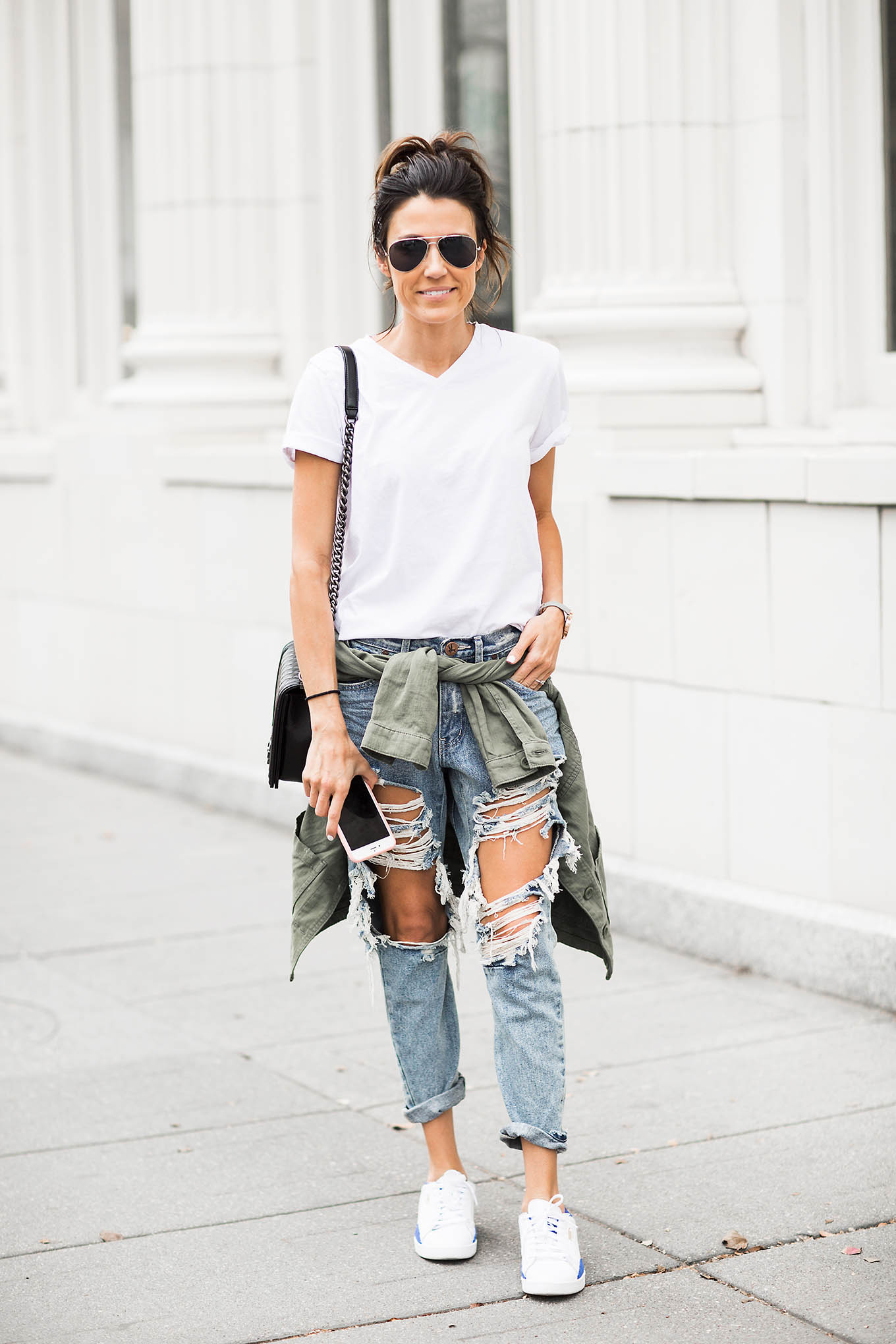 3 Ways To Wear Your Favorite Sneakers from Day to Night ...