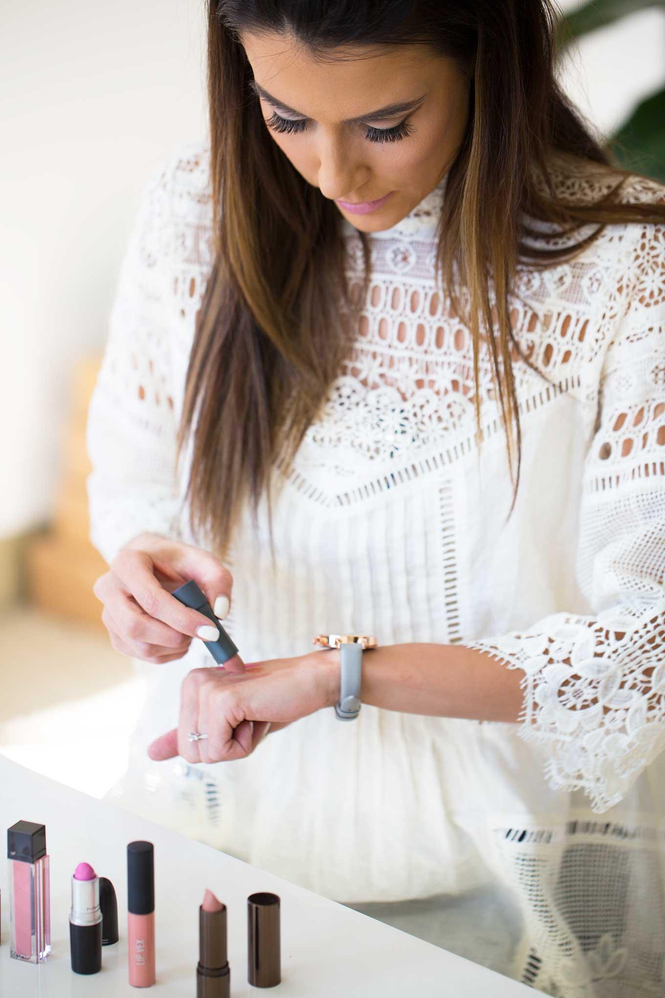 hello fashion blog makeup