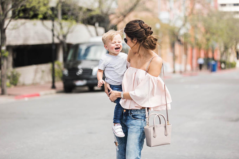 mom style hello fashion