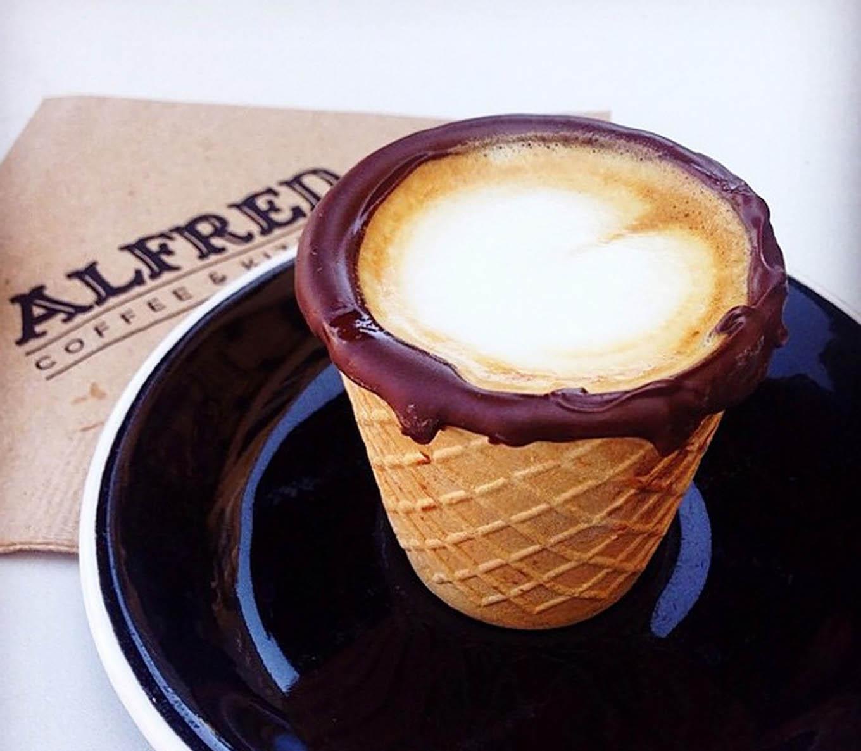 alfred espresso