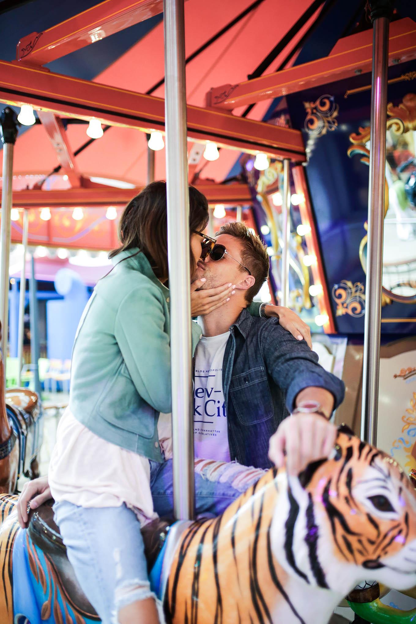 Cruise Carousel