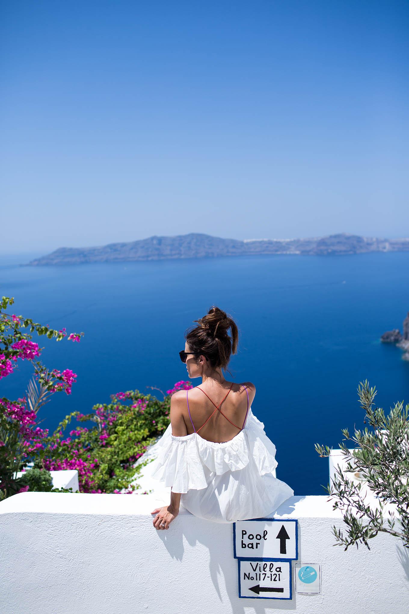 Santorini Greece Pictures Hello Fashion Blog