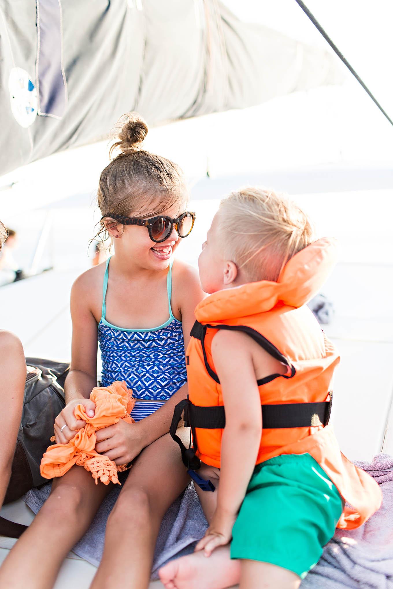Beckam and Mara Greece Hello Fashion Blog
