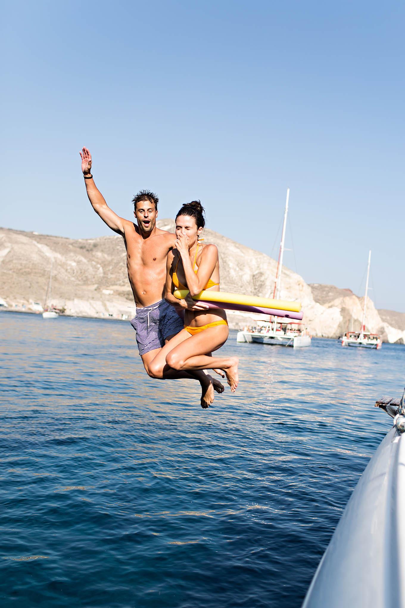 Couple Adventures Greece