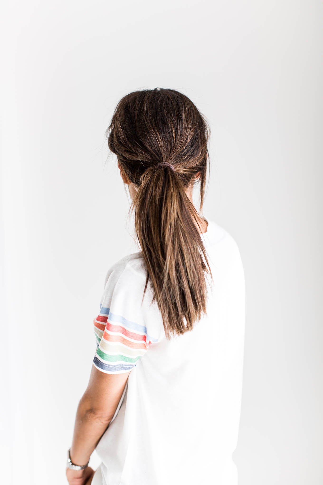 Very Simple If You Re Running Errands Or Even Getting A Cup Of Coffee With Some Friends Hairstyles