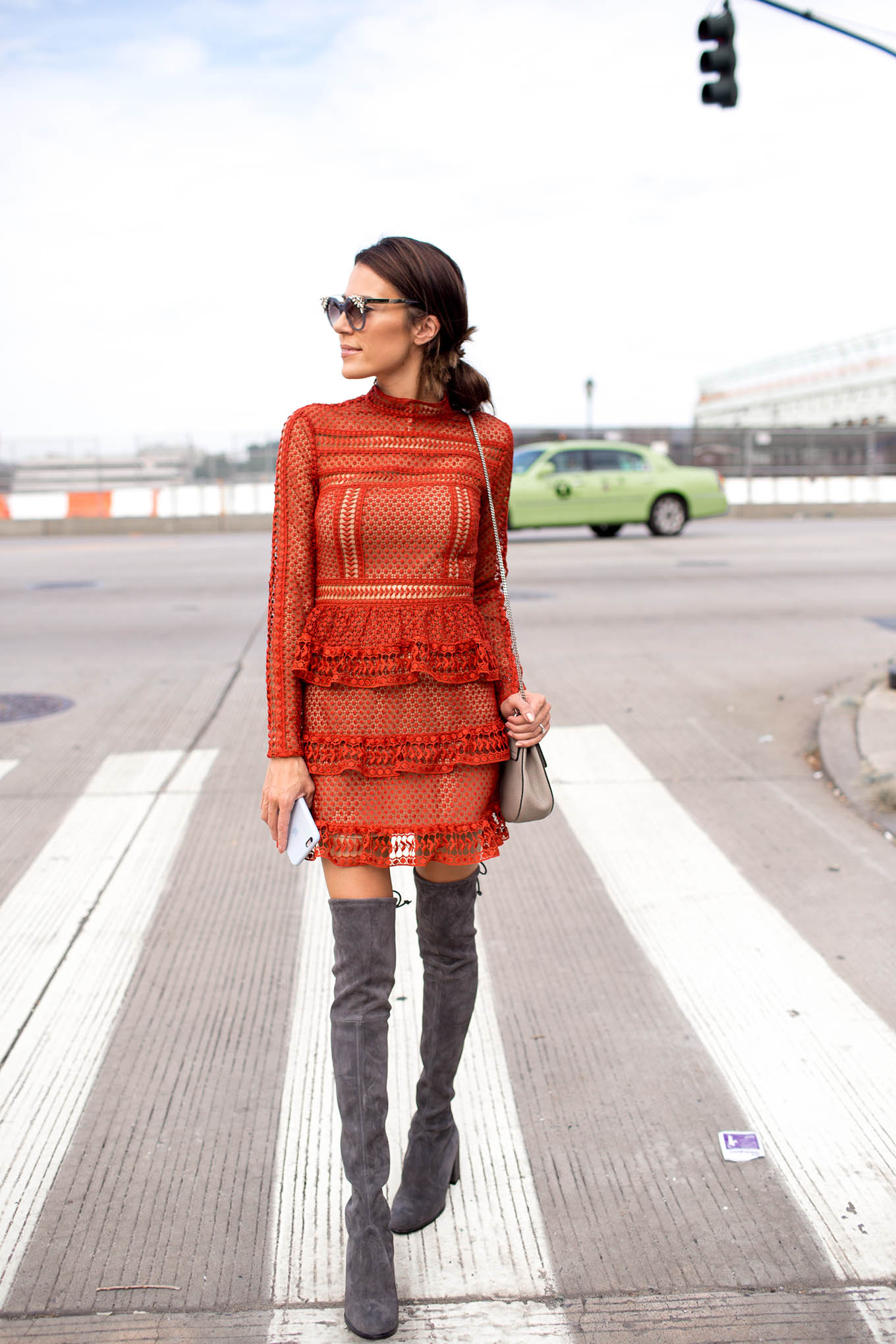 b351b42f4c2 3 Ways To Wear Your Over-the-Knee Boots