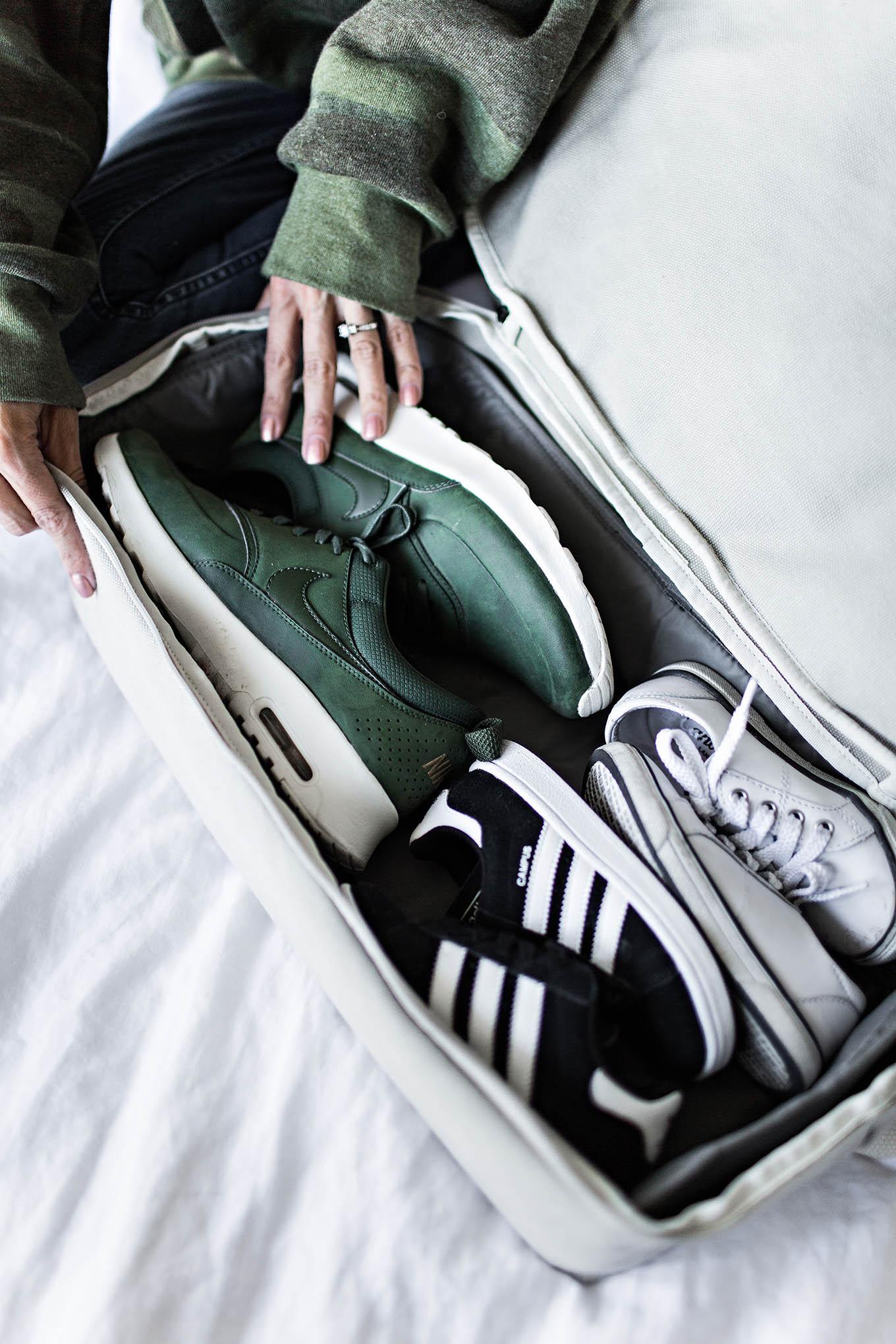 tennis shoe style
