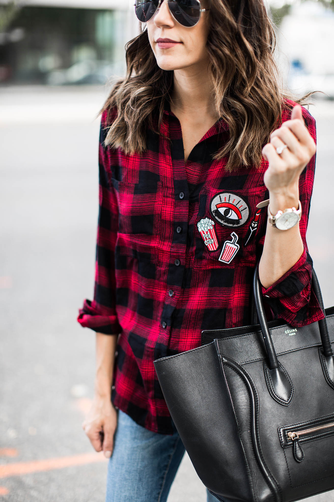 patchwork fall trend
