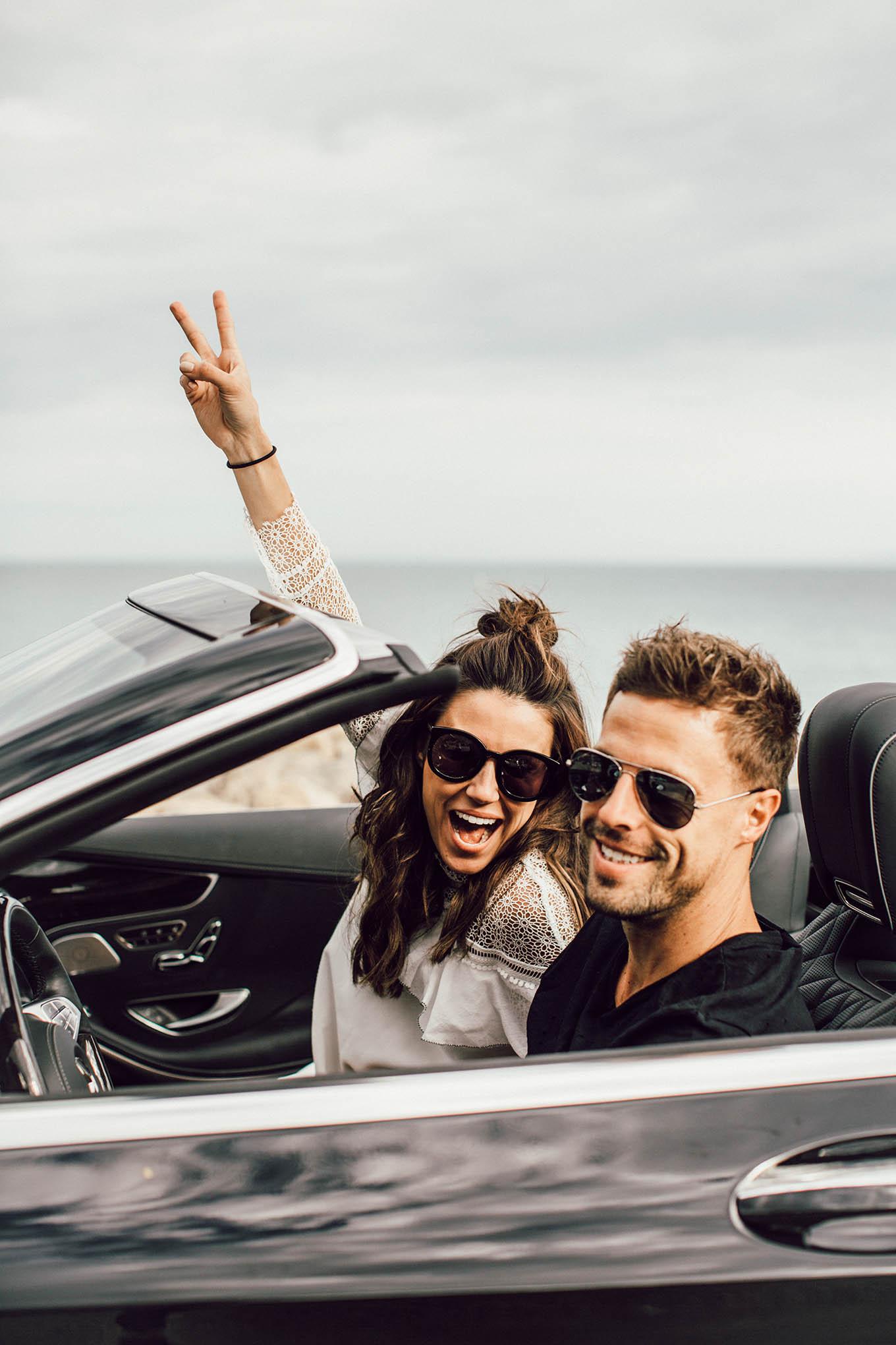 LA car rides