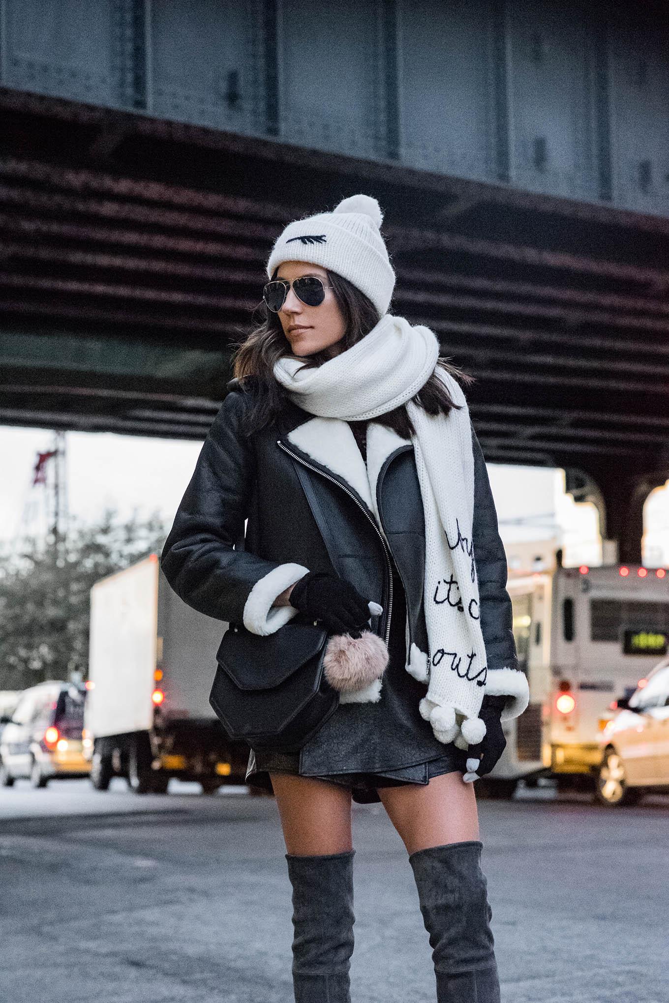 new york winter street style