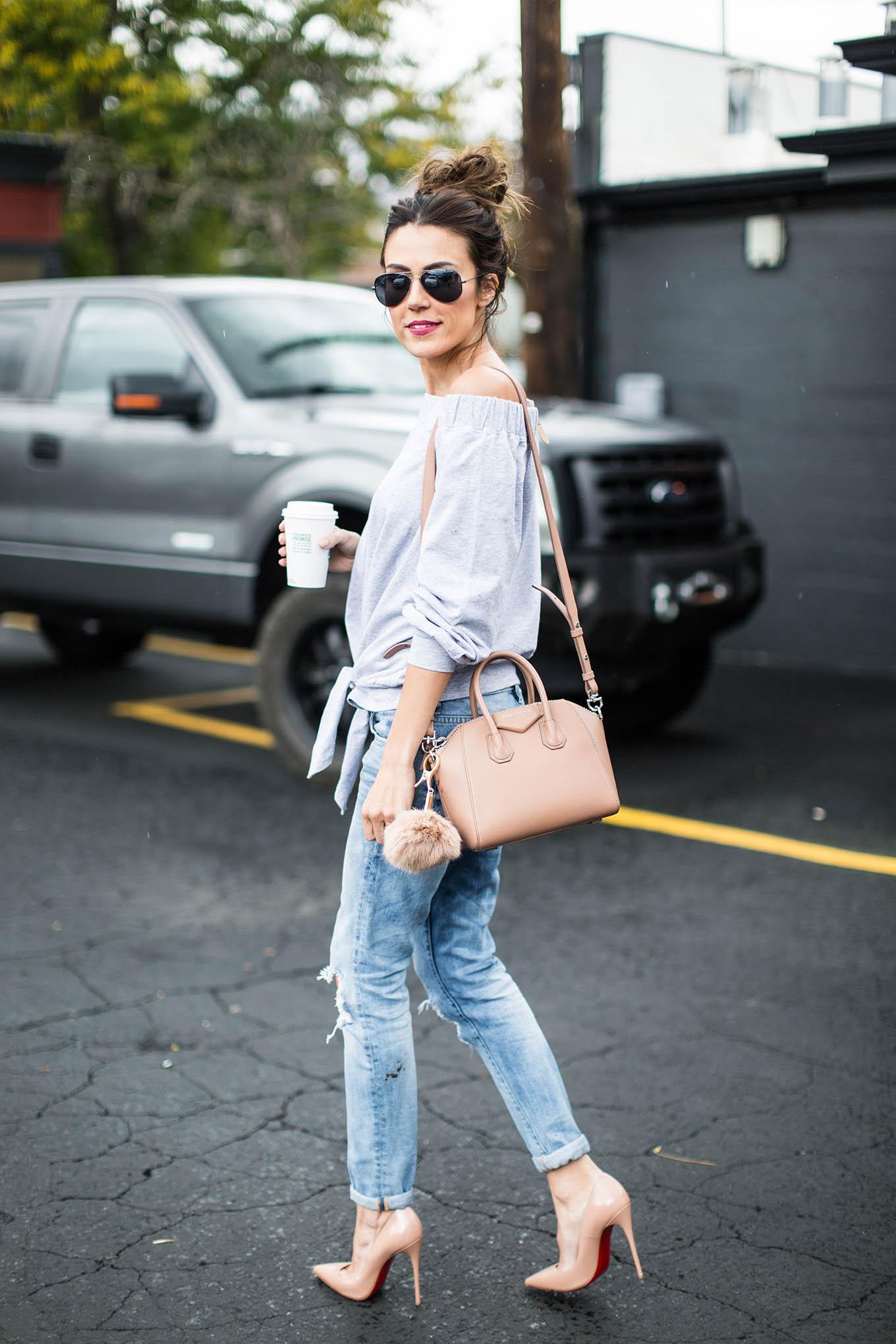 Fall Off The Shoulder Hello Fashion