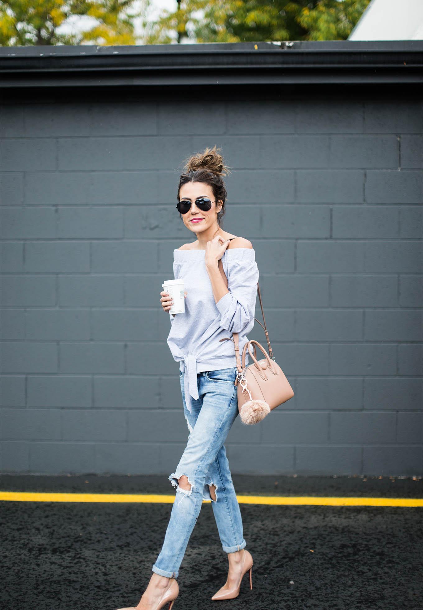 hello fashion fall outfit