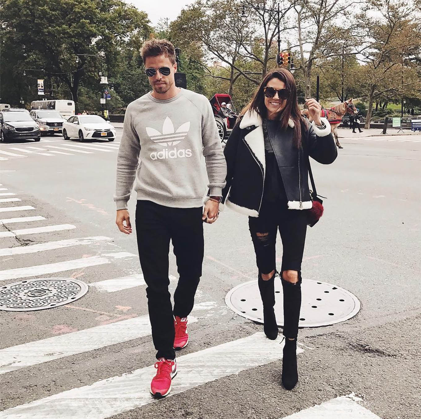 his & hers city style