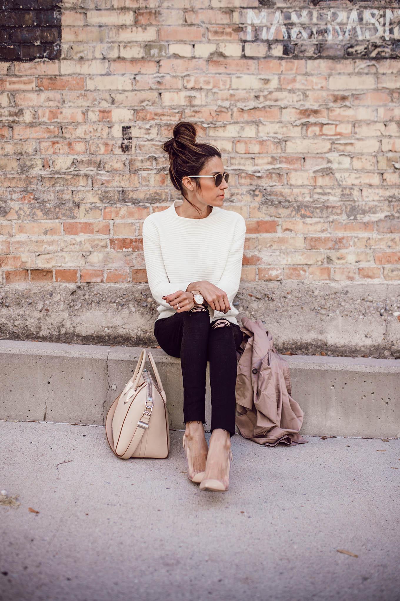 hello fashion neutral style