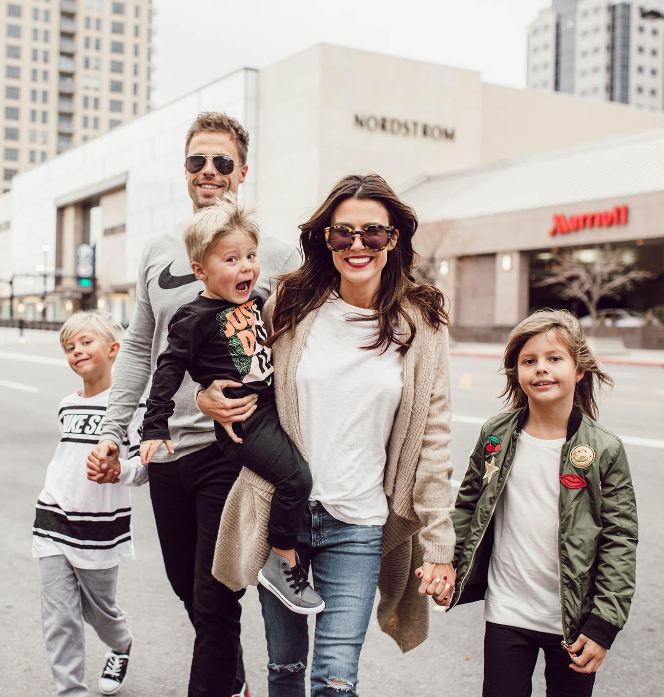 hello fashion family style