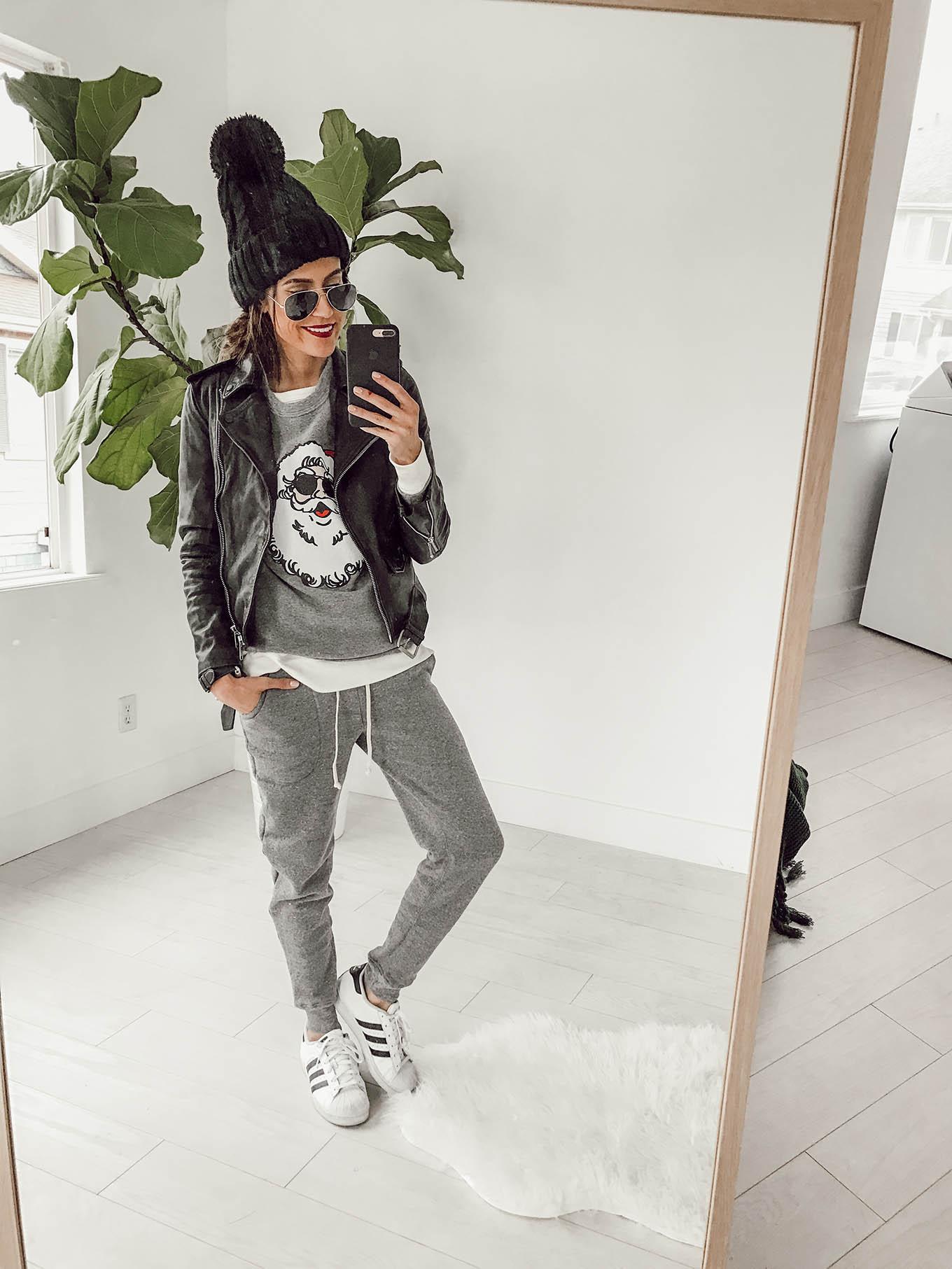 santa sweatshirt ily couture