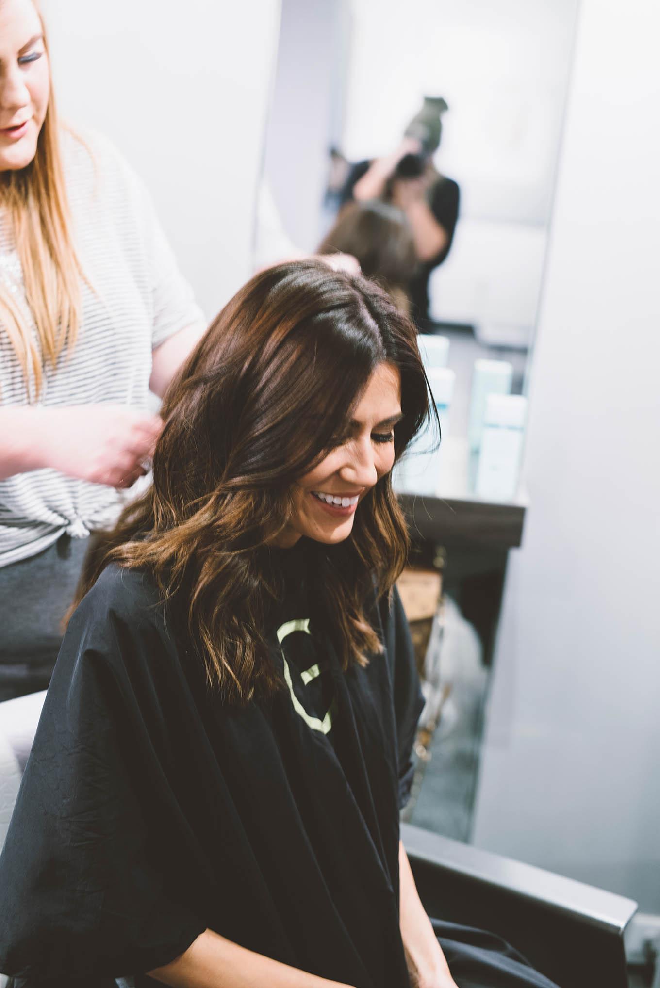 hello fashion blog curls
